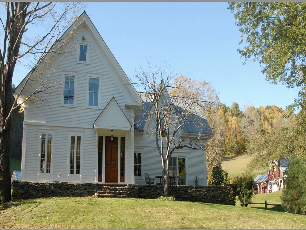 Single Family Home for Sale at Breakneck Hill Farm 17 Totman Hill Road South Pomfret, Vermont 05067 United States