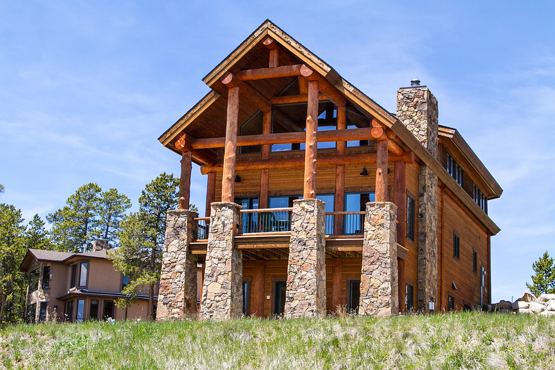 Single Family Home for Sale at 259 County Road 640 Granby, Colorado, 80446 United States