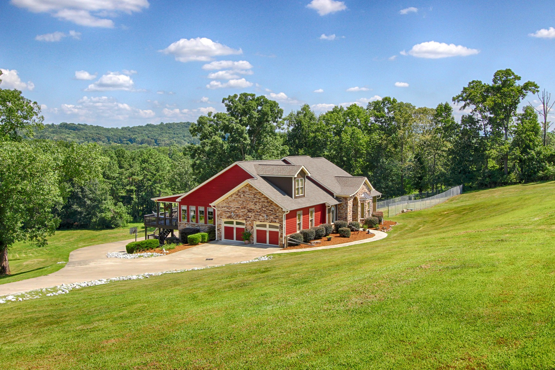 Property For Sale at An Equestrian Retreat in the North Georgia Mountains