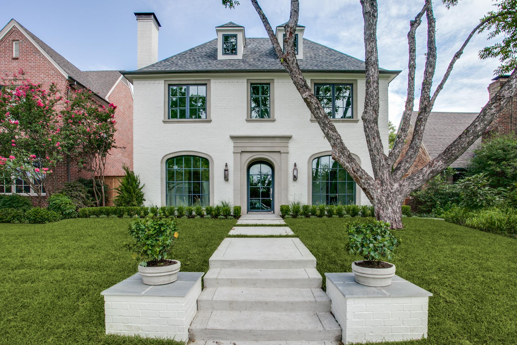 Tek Ailelik Ev için Satış at Sophisticated Transitional in University Park 3612 Purdue Avenue Dallas, Teksas, 75225 Amerika Birleşik Devletleri