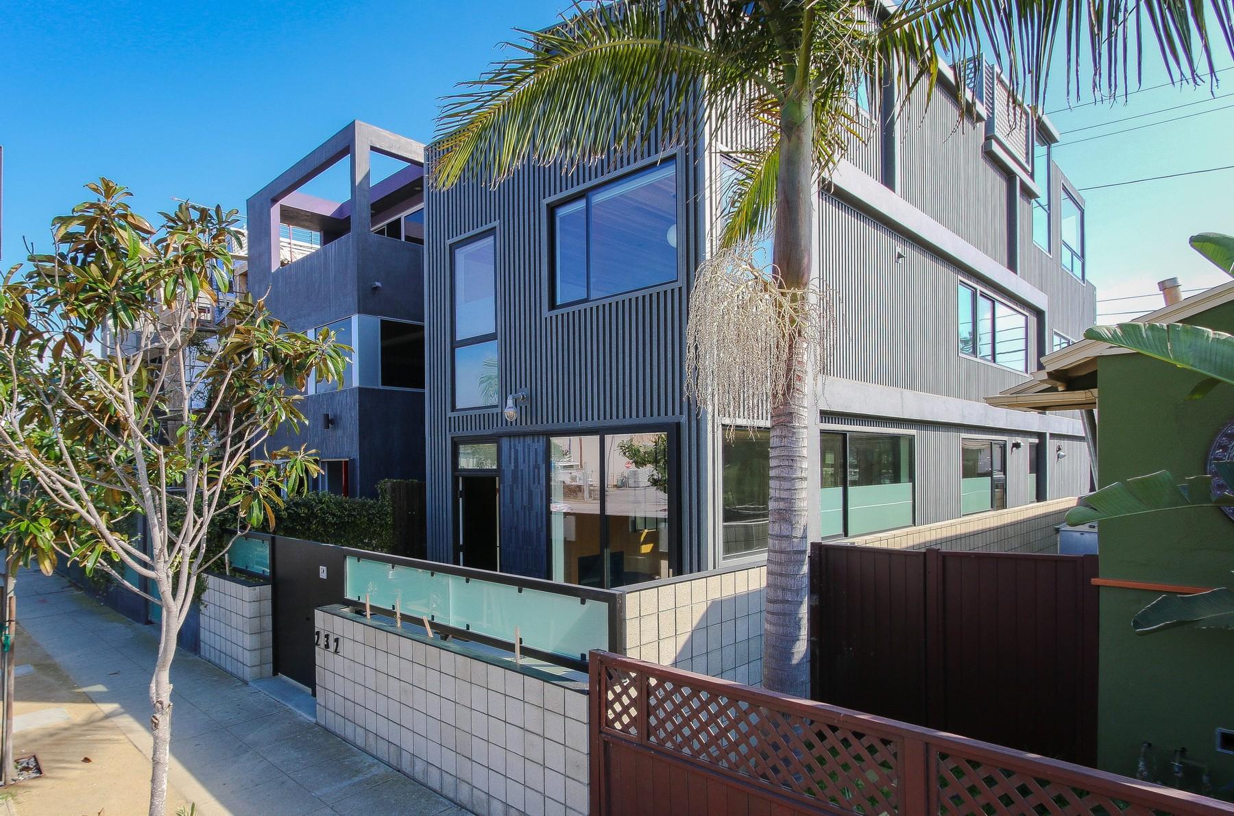 Casa para uma família para Venda às 232 Grand Blvd Venice, Califórnia, 90291 Estados Unidos