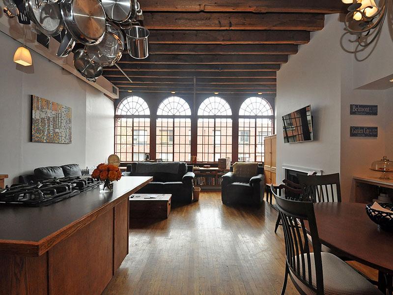 Condominium for Sale at Waterfront Condominium 120 Fulton Street Unit 4C Waterfront, Boston, Massachusetts 02109 United States