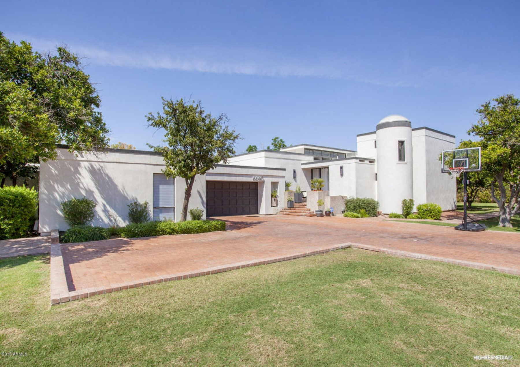 sales property at Beautifully remodeled in 2013 this modern style Arcadia home.