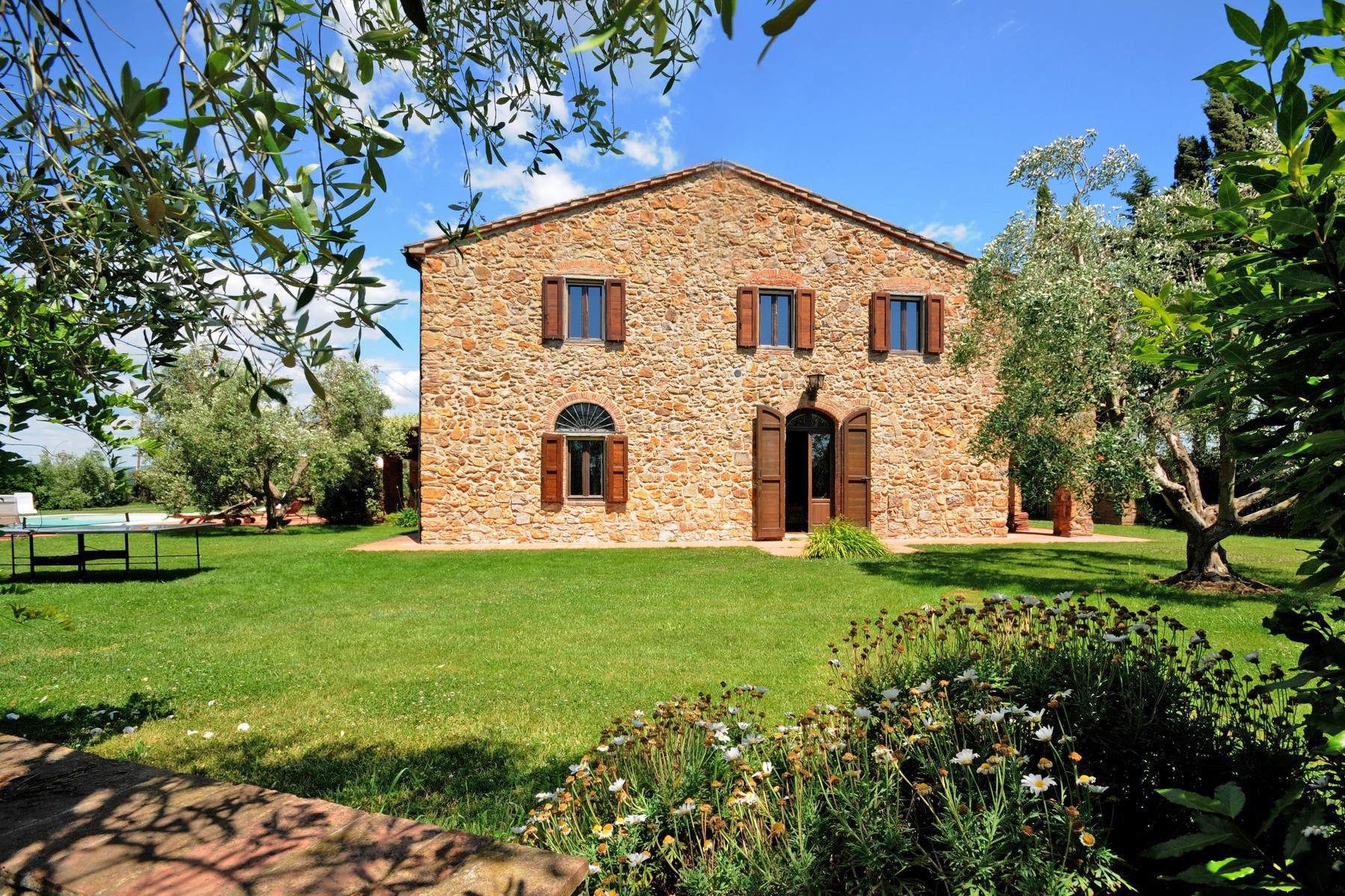 Single Family Home for Sale at Lovely Tuscan-style villa close to the sea Campiglia Marittima, Livorno, Italy