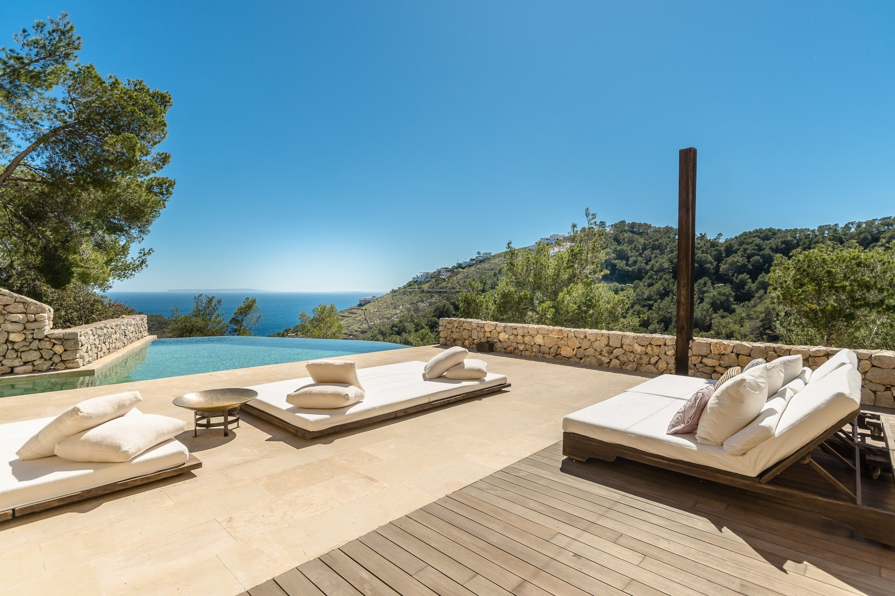 Property For Sale at Sea-View Villa Close To Cala Olivera