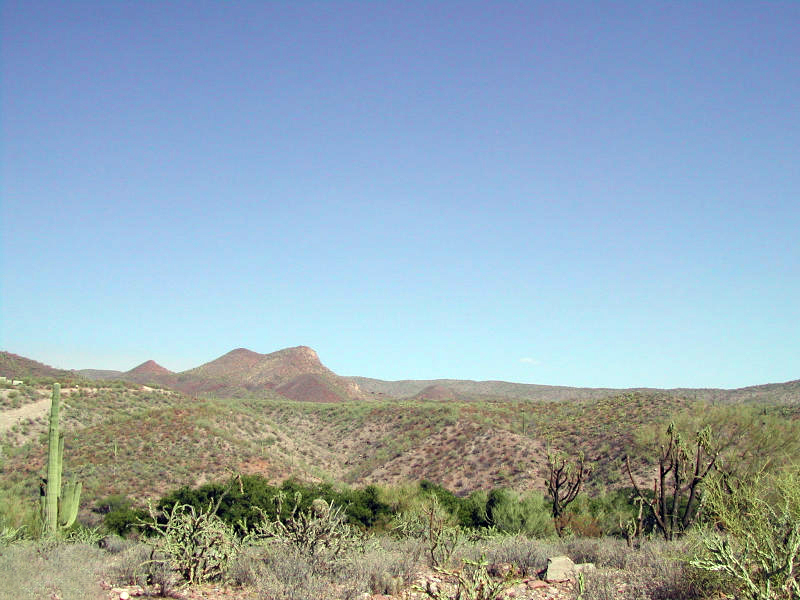 Property For Sale at Magnificent Aravaipa Canyon 8 Acre Lot