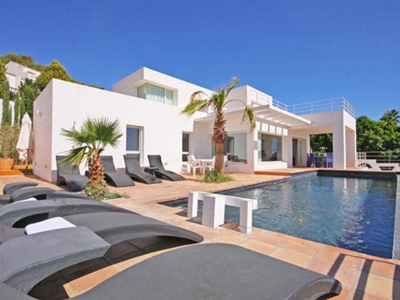 Einfamilienhaus für Verkauf beim Amazing Property with panoramic views Calpe, Alicante Costa Blanca 03710 Spanien