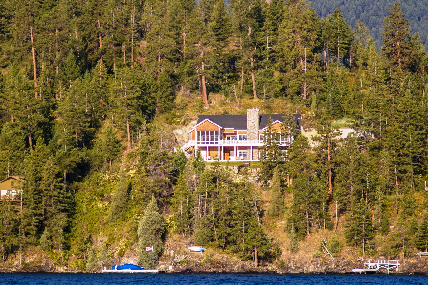 sales property at Flathead Lake Charm