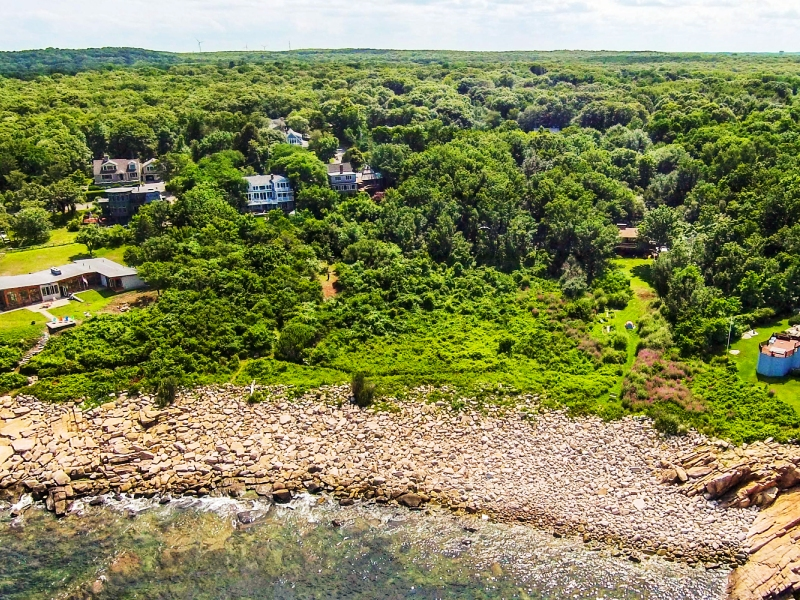 sales property at Buildable Lot with Ocean Views