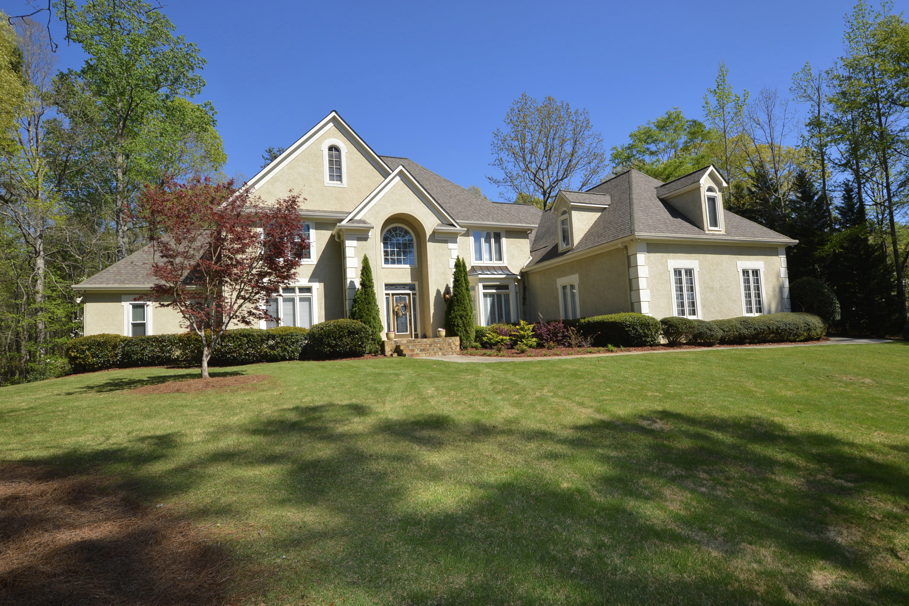 sales property at Elegant Smokerise Home