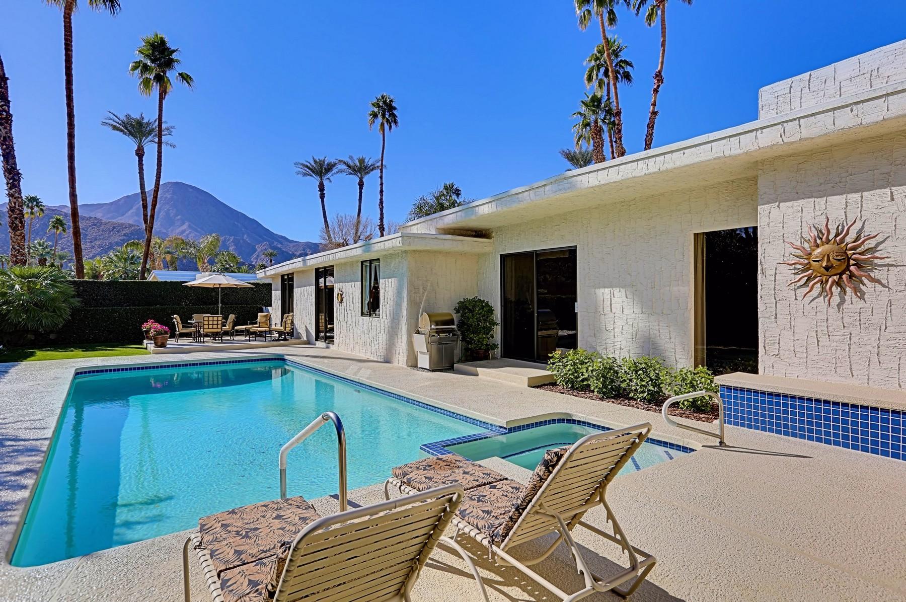 一戸建て のために 売買 アット 45850 Apache Road Indian Wells, カリフォルニア 92210 アメリカ合衆国