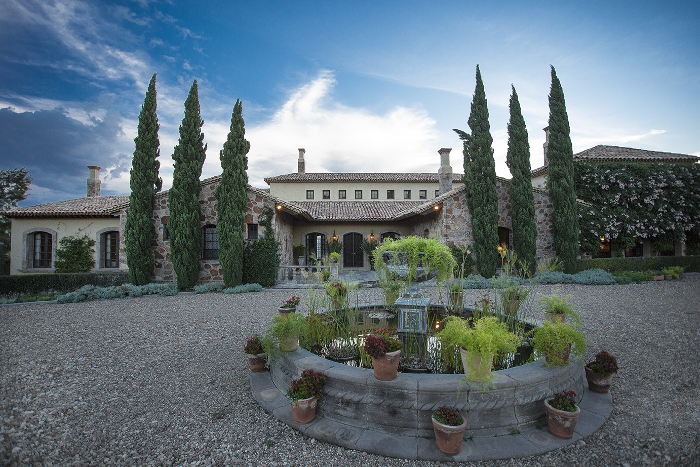Property Of Tuscan Estate