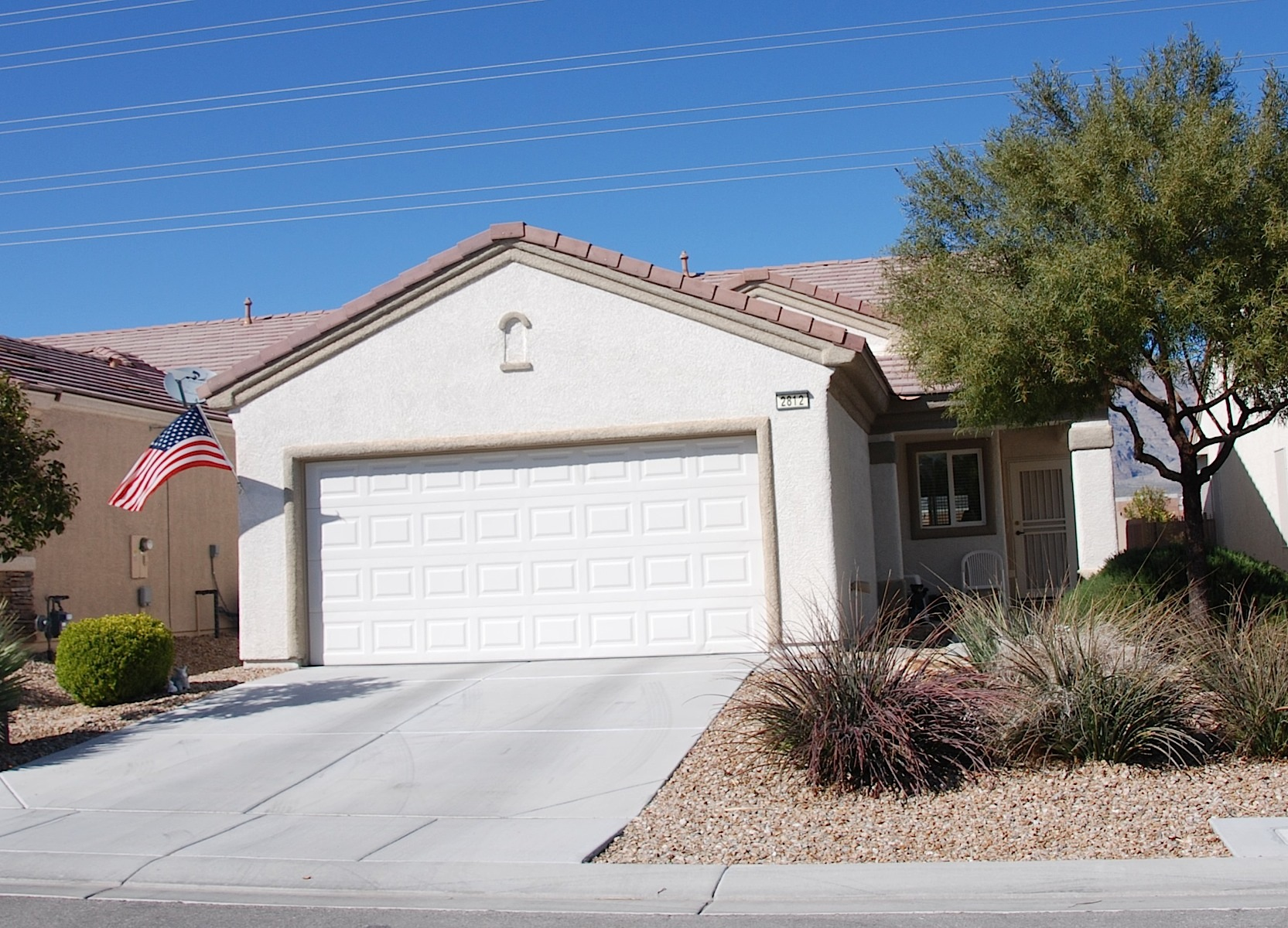 Single Family Home for Sale at 2812 Ground Robin Dr North Las Vegas, Nevada 89084 United States