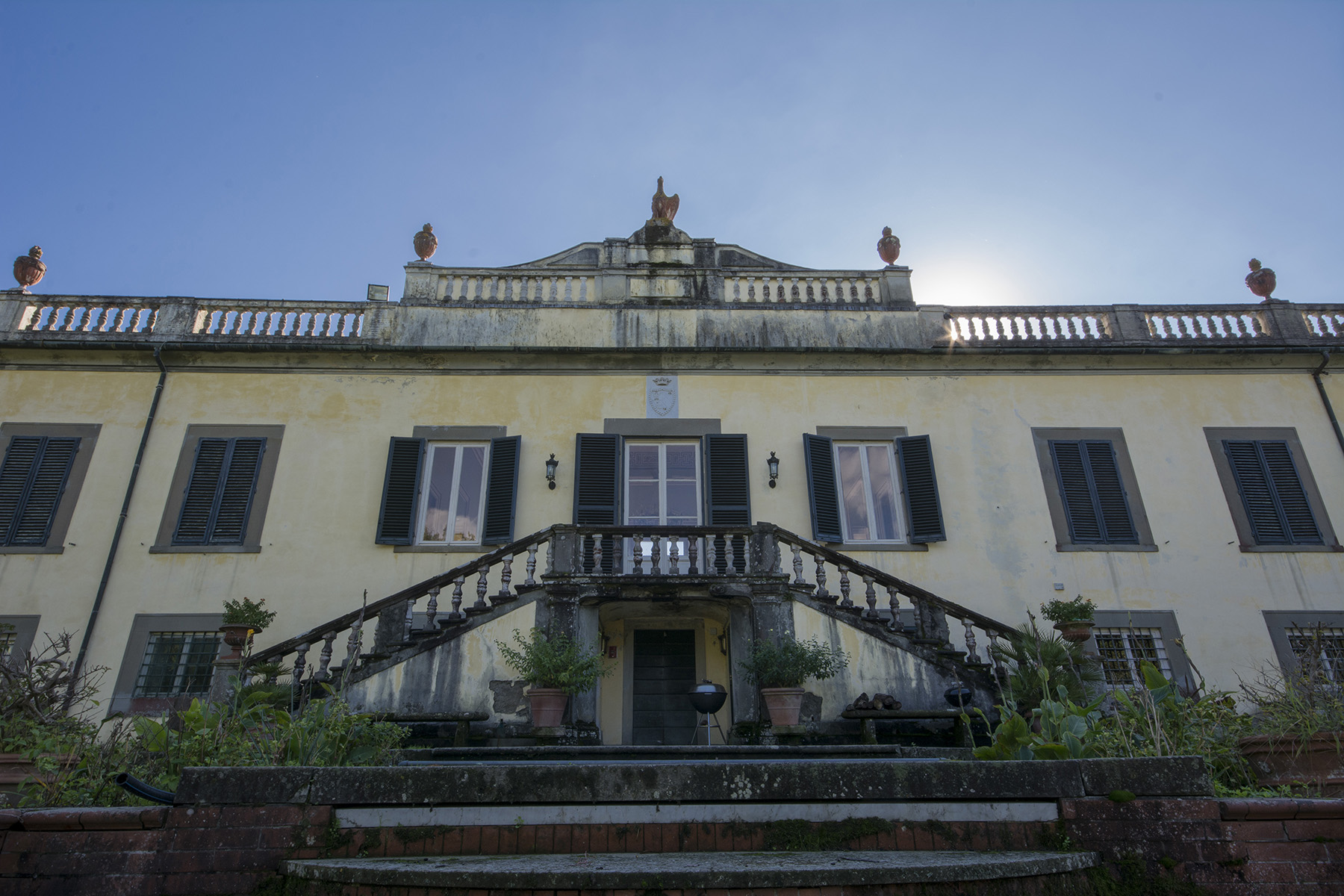 Additional photo for property listing at Magnificent Historical Villa Via Sant'Alessio Lucca, Lucca 55100 Italien