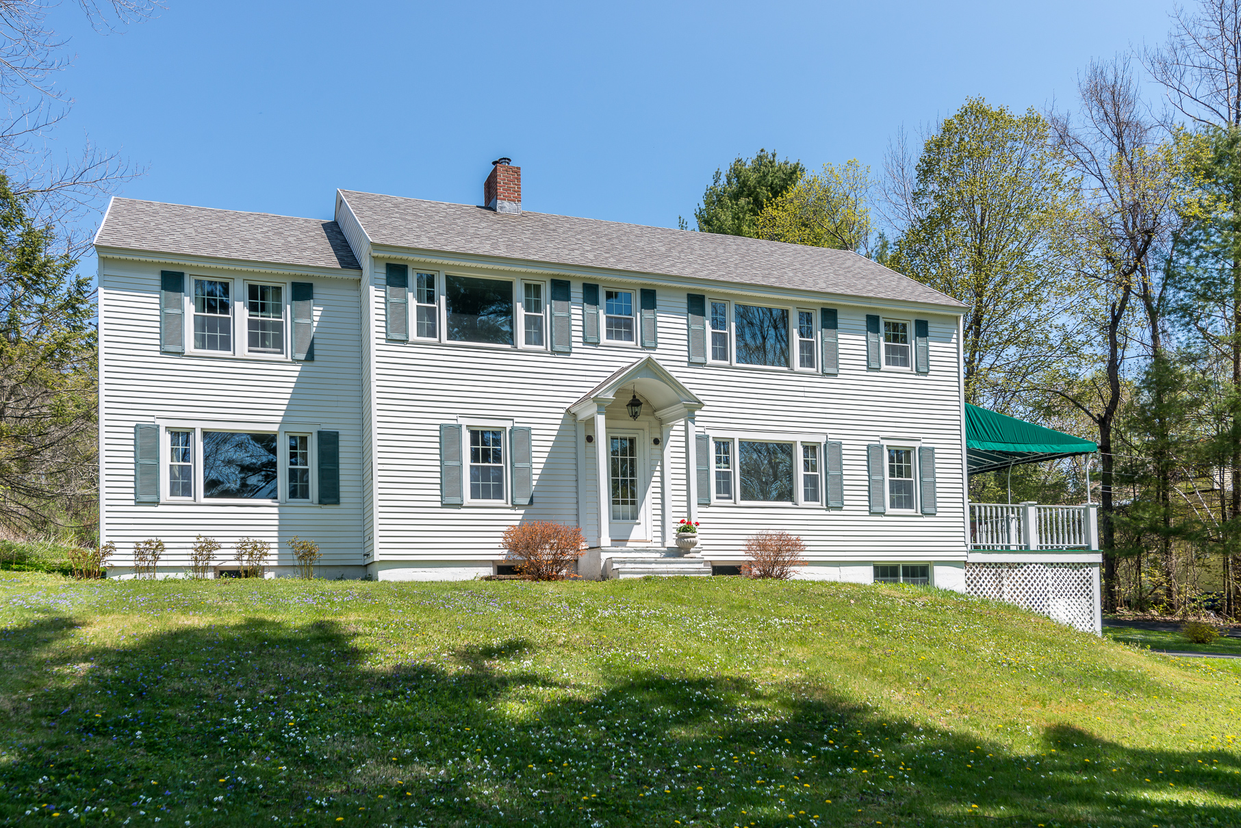 Single Family Home for Sale at Charming Renovated Village Colonial 170 Ways Ln Manchester, Vermont, 05254 United States