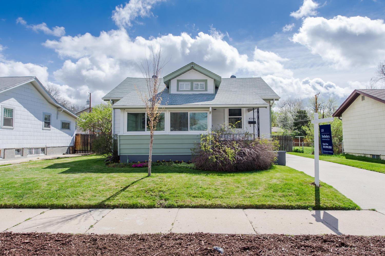 Single Family Home for Sale at Delightful Berkeley Bungalow 4566 Quitman Street Berkeley, Denver, Colorado, 80212 United States