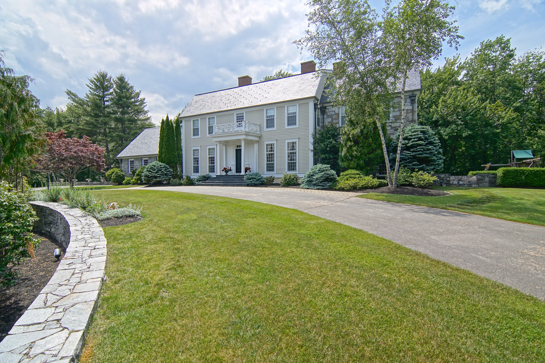 Single Family Home for Sale at Overlooking the 12th Green 45 Fairway Drive Rye, New Hampshire, 03870 United States