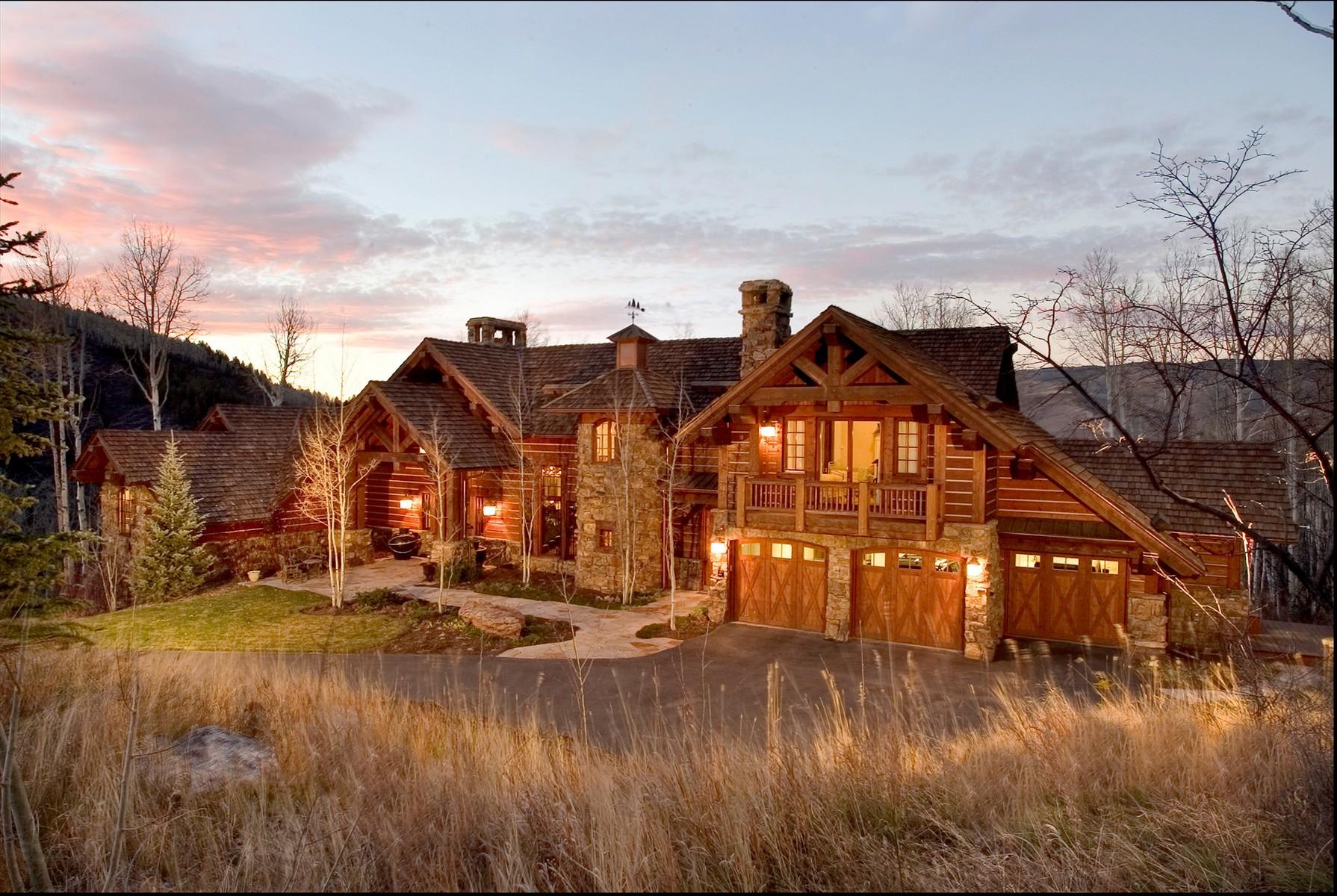 Casa para uma família para Venda às 1860 Cresta Road Arrowhead, Edwards, Colorado 81632 Estados Unidos