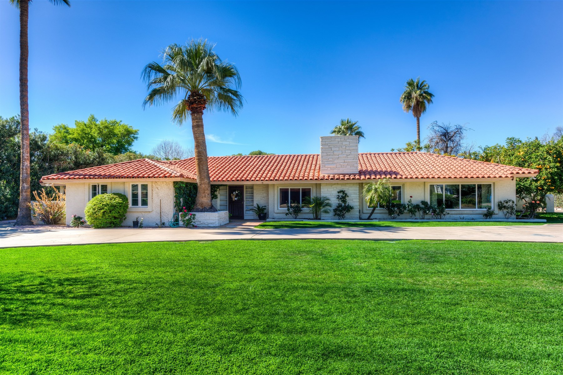 sales property at Fantastic fully remodeled home in gated Phoenix Country Club