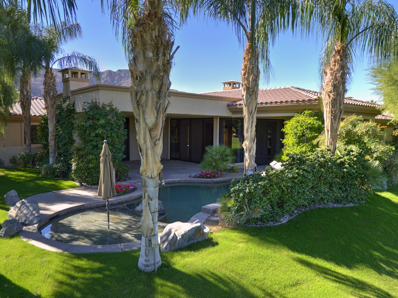 Single Family Home for Sale at 77680 N. Via Villaggio Indian Wells, California 92210 United States