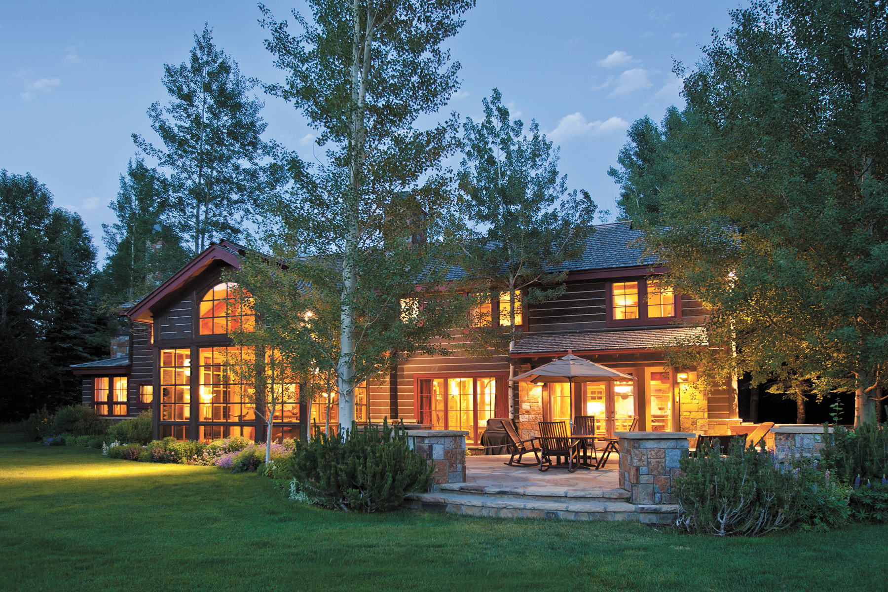 Property For Sale at Teton Pines Retreat