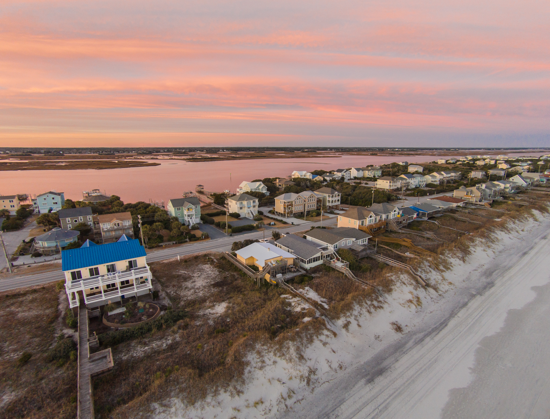 Land for Sale at Grand Oceanfront Lot 1195 N Anderson Topsail Beach, North Carolina, 28445 United States