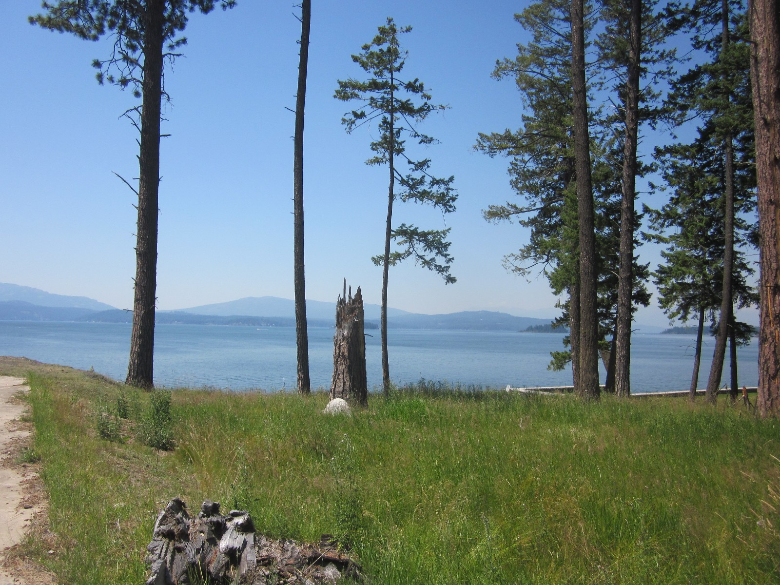 Land for Sale at Spectacular Lake Pend Oreille Waterfront 1591 Peninsula Hope, Idaho 83836 United States