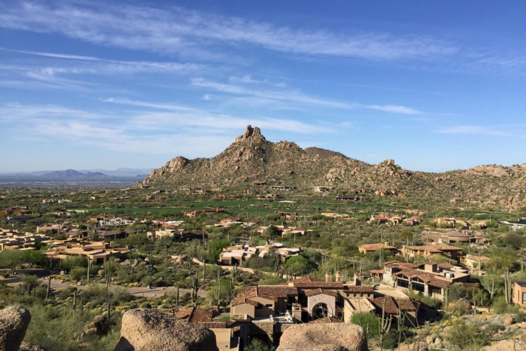 Land für Verkauf beim Over 4 Acres In The Private Gated Community Of Pinnacle Canyon In Troon North 27632 N 105th Place #31 Scottsdale, Arizona, 85262 Vereinigte Staaten