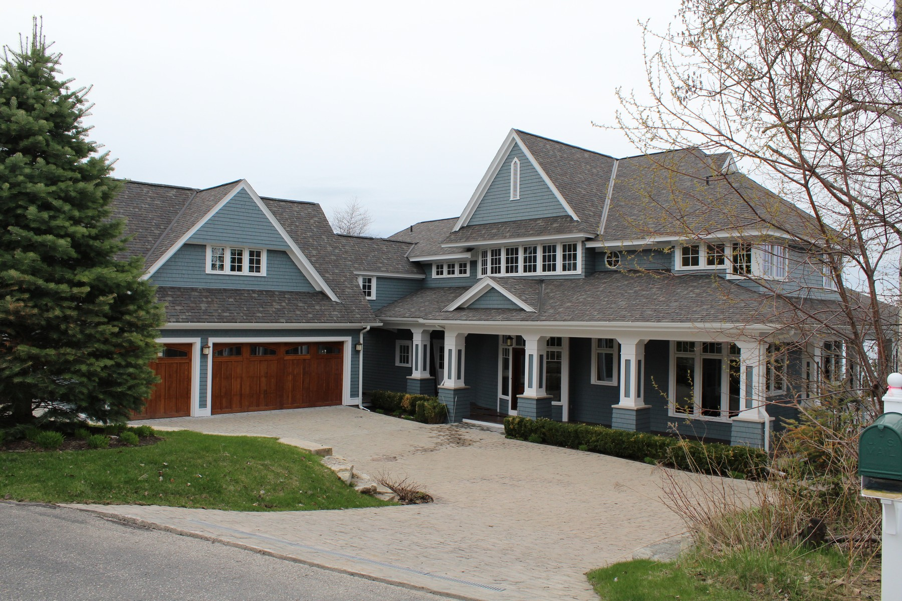 Property Of East Coast Style Living on Lake Michigan