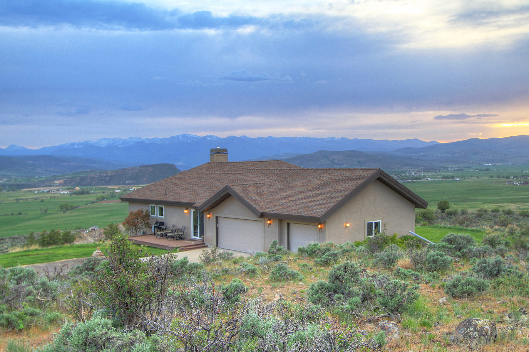 Property For Sale at Quiet Home With Amazing Views