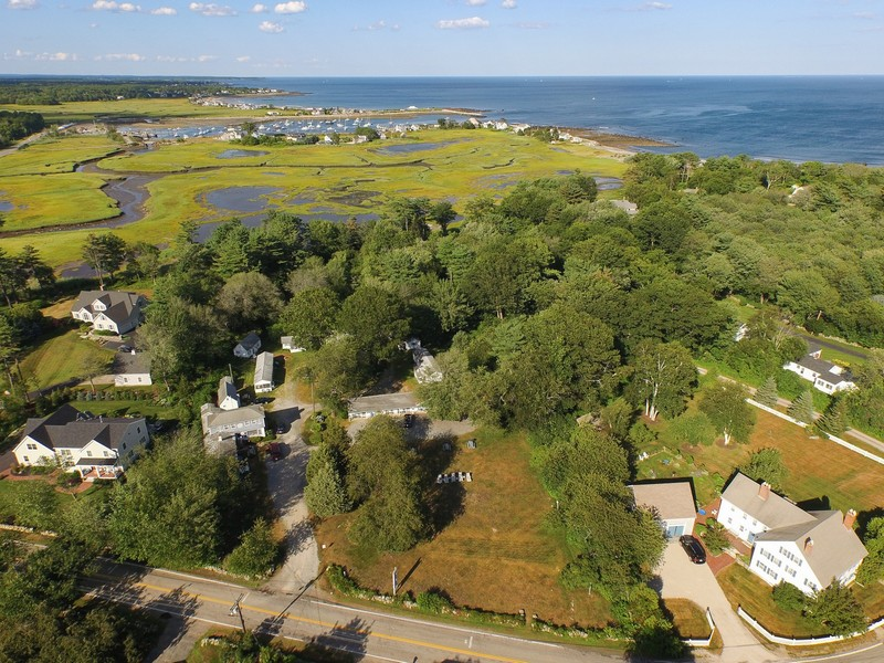 Land for Sale at Premier Rye Beach Ocean Oriented Location 23 Locke Road Rye, New Hampshire 03870 United States