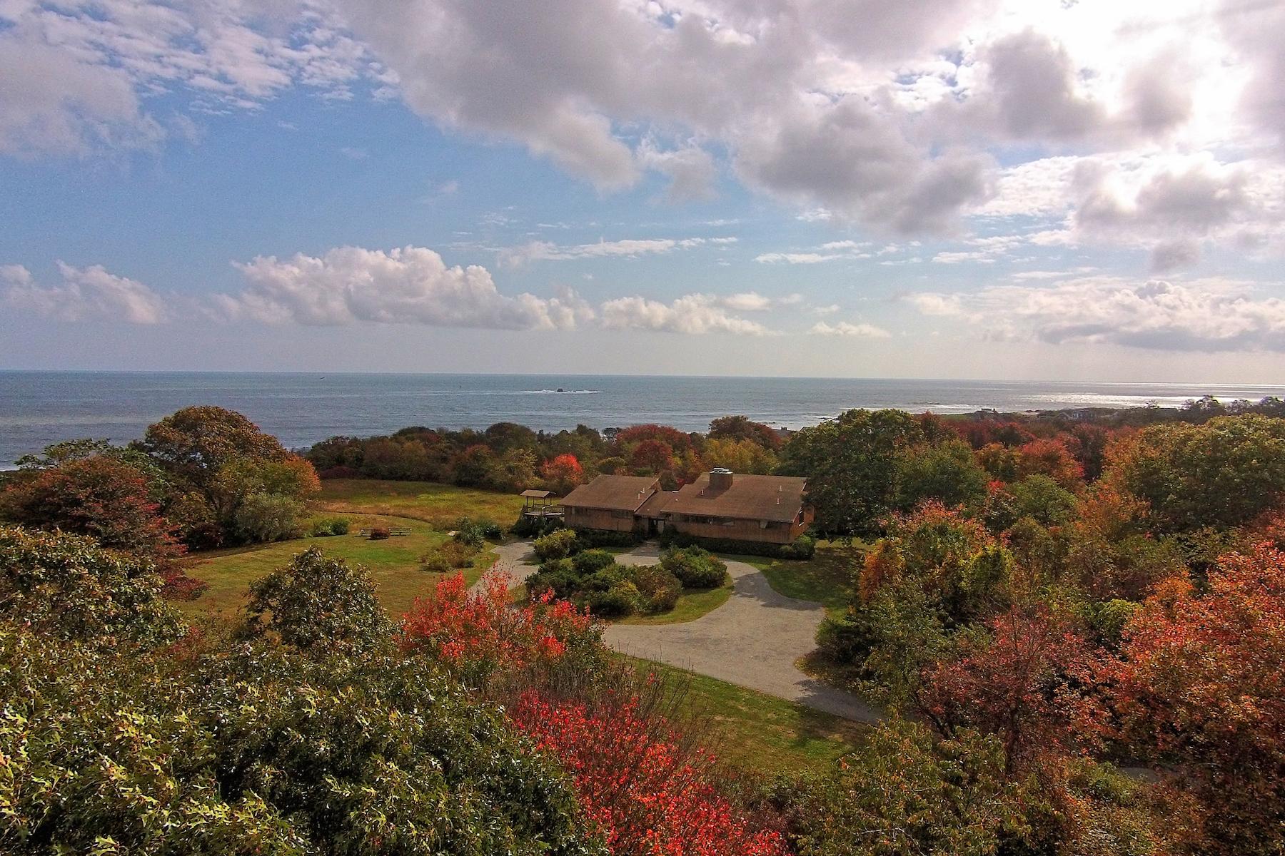Terreno para Venda às Ocean Garden 35 Peaked Rock Road Narragansett, Rhode Island 02882 Estados Unidos
