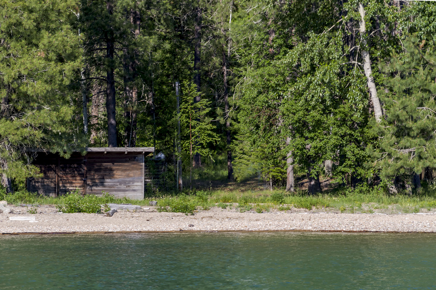 sales property at Lake Pend Oreille Waterfront