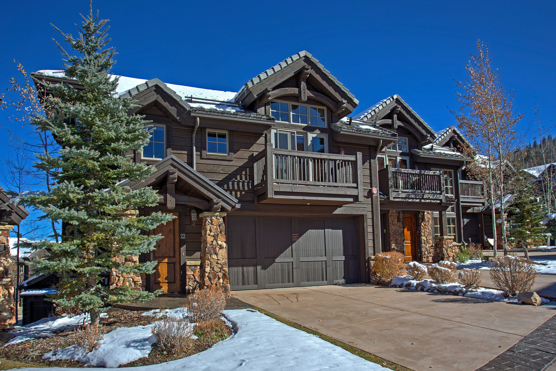 Townhouse for Sale at Timeless Elegant Ski In Ski out at Ironwood Deer Valley 8789 Marsac Ave #22 Park City, Utah 84060 United States
