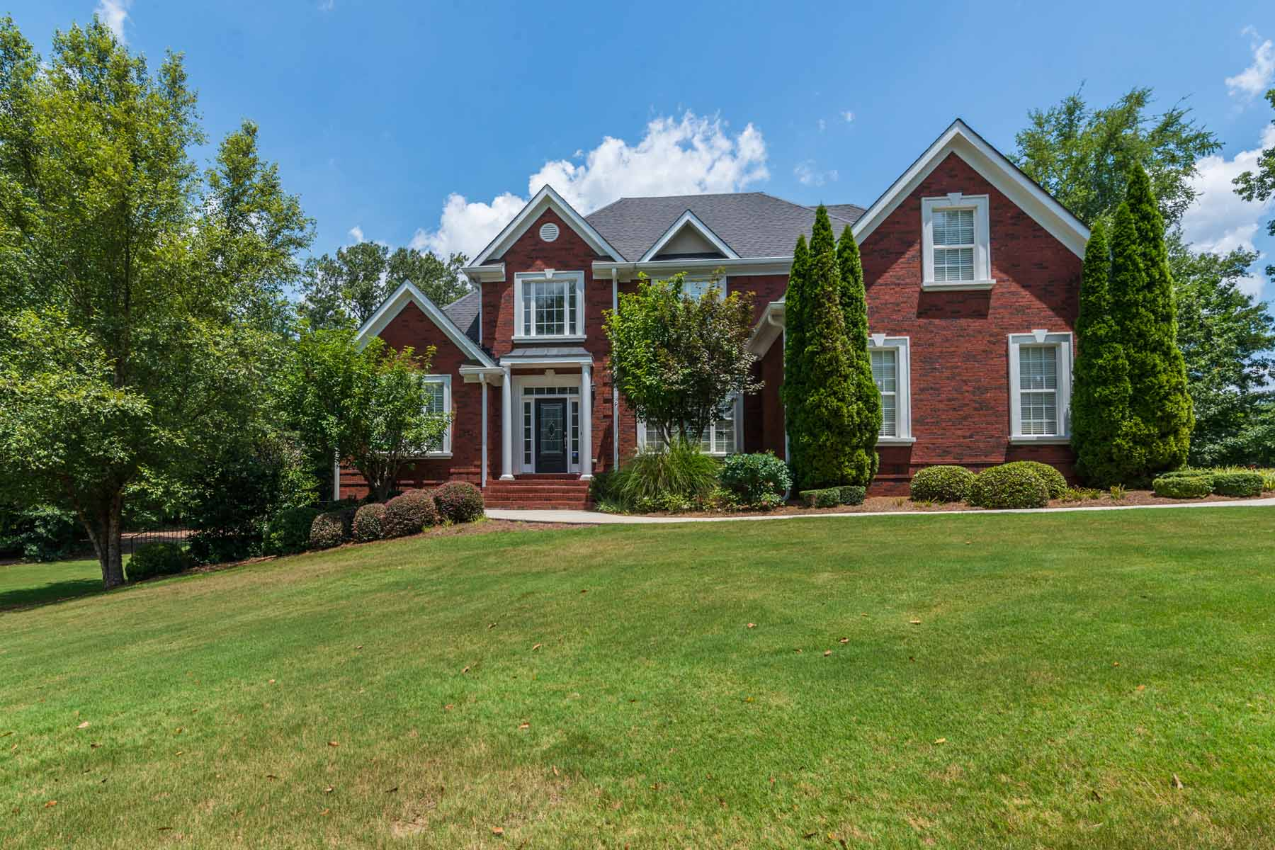 sales property at Exquisite 4-sides Brick Estate Home