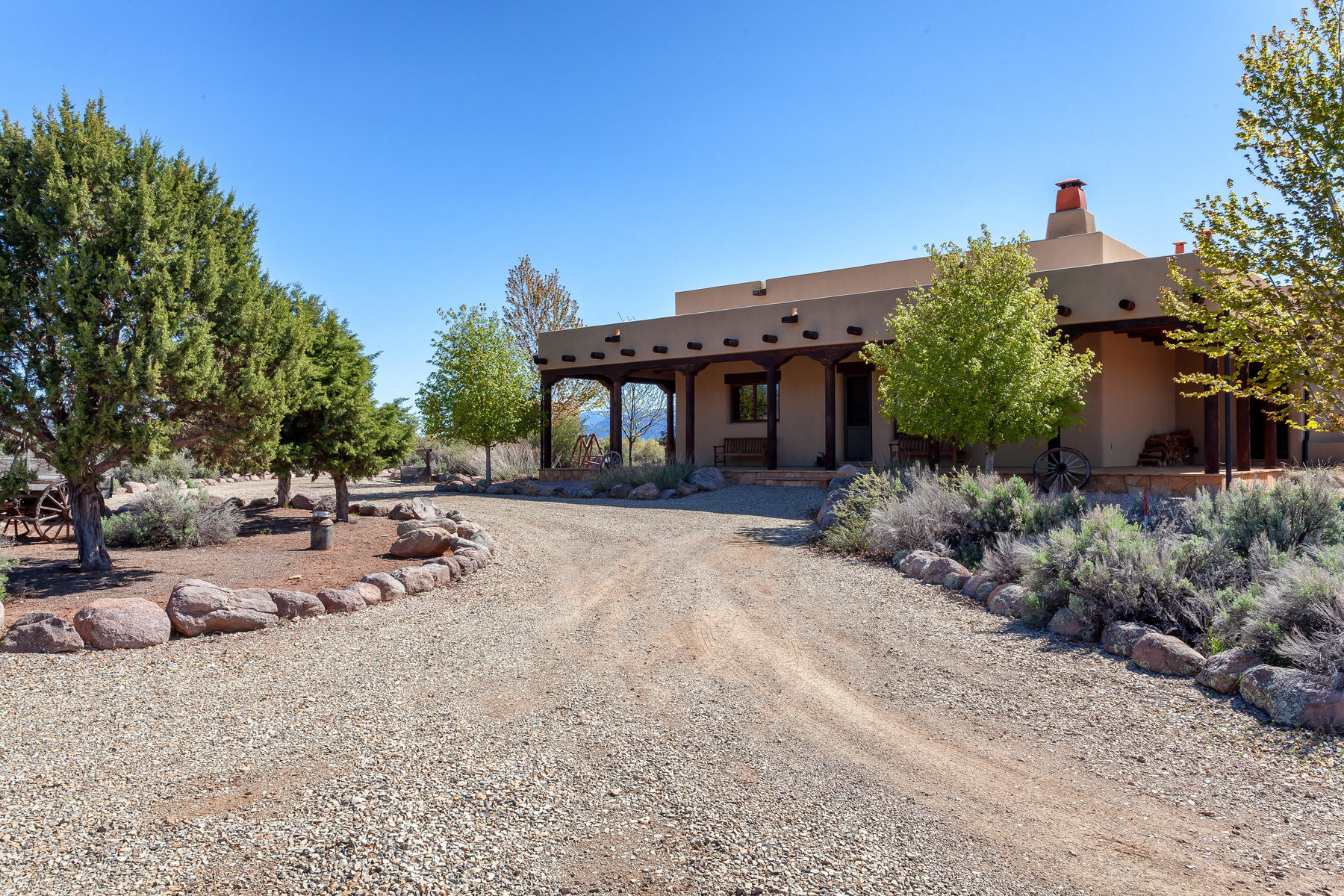 Single Family Home for Sale at Equestrian Paradise with Zion's Kolob Canyon Views 755 S 1500 E New Harmony, Utah, 84757 United States