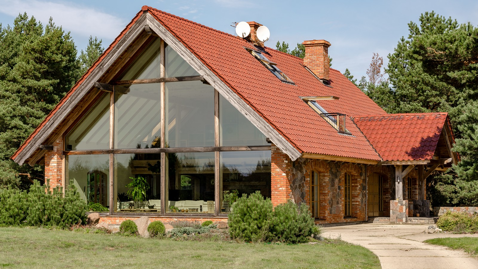 sales property at Exquisite rural property by the sea