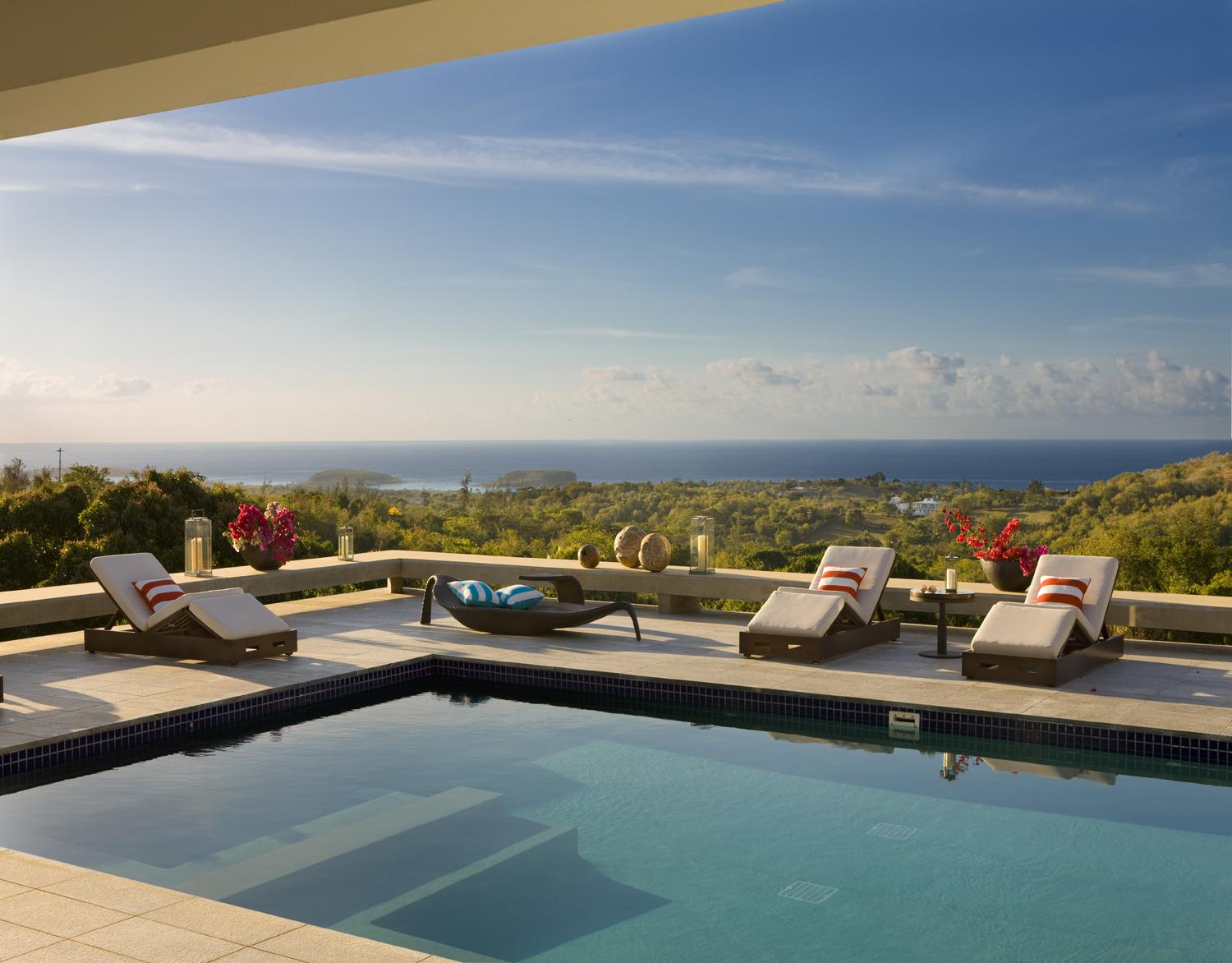 sales property at Sky Mansion on Vieques Island