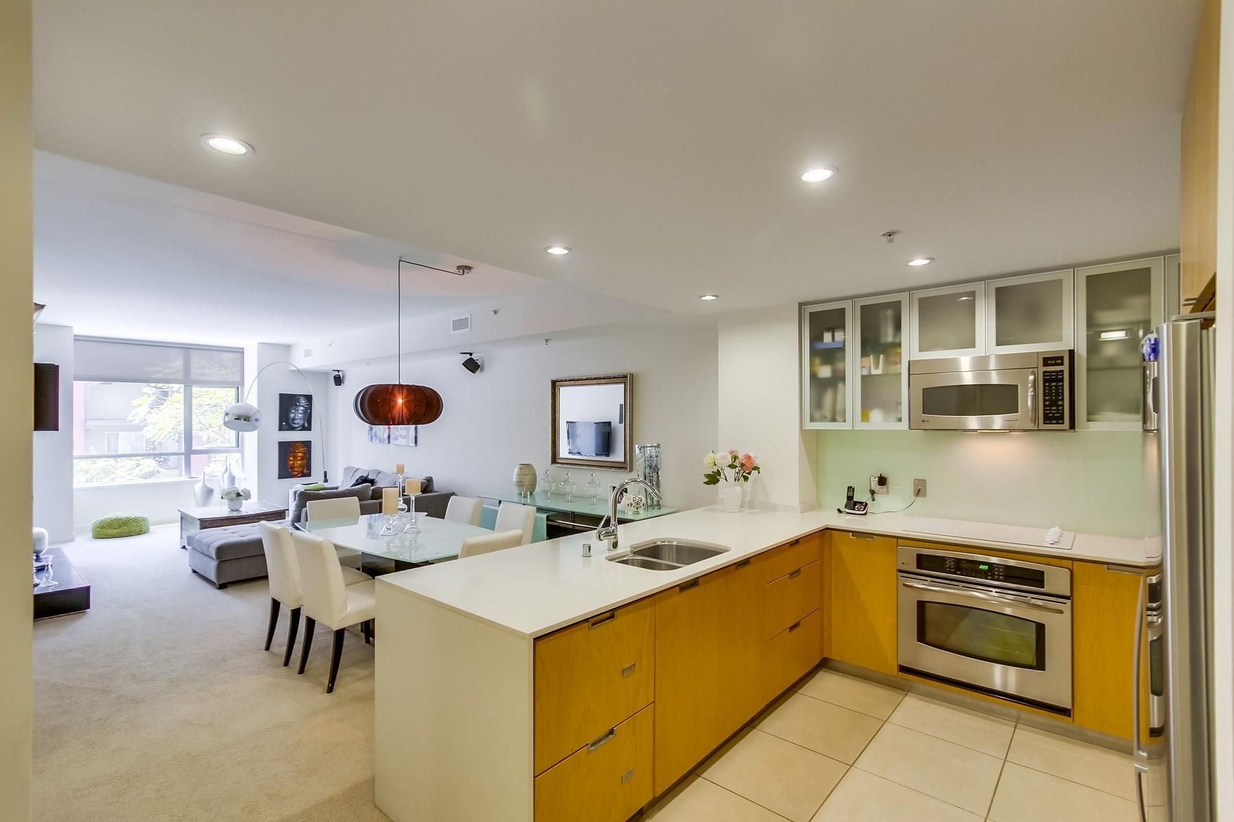 Condominio por un Venta en 1441 9th Ave. #208 1441 9th Avenue 208 San Diego, California 92101 Estados Unidos