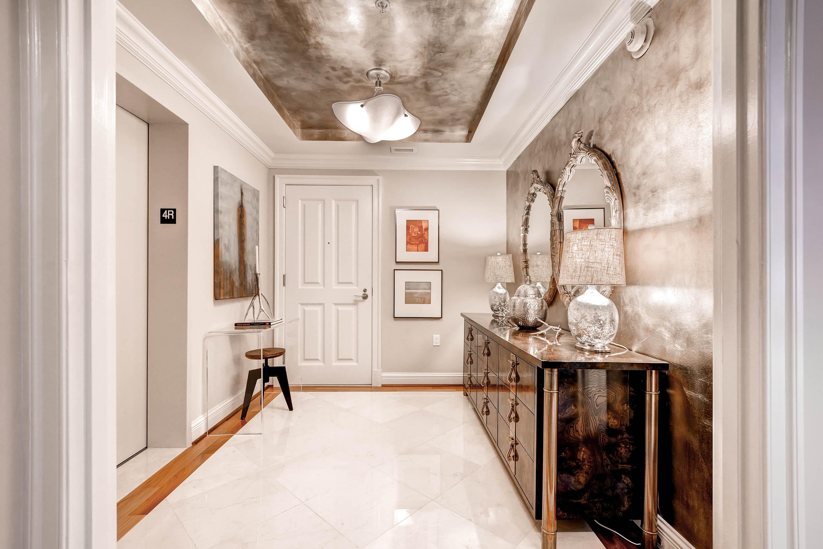 Condomínio para Venda às The Ritz-Carlton Residences 801 Key Highway #433 Baltimore, Maryland, 21230 Estados Unidos