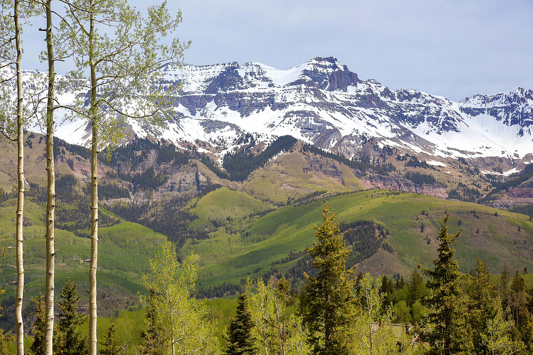 Land for Sale at Lot 348, TBD Benchmark Drive Telluride, Colorado, 81435 United States
