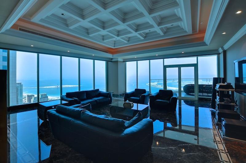 Apartment for Sale at Full Floor Royal Penthouse Dubai Marina, Dubai, Dubai United Arab Emirates