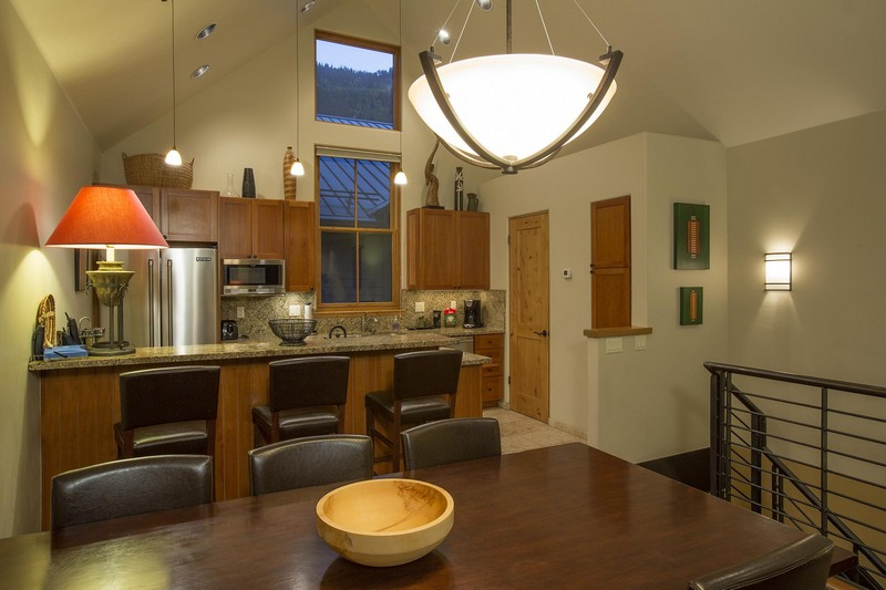 Townhouse for Sale at 240 South Mahoney Drive, Owl Meadows Unit #16 Telluride, Colorado 81435 United States