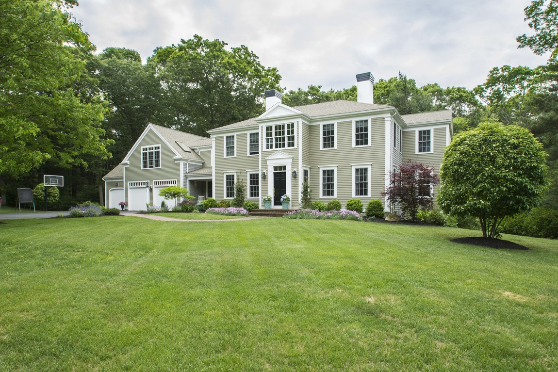 sales property at Grand Custom Colonial