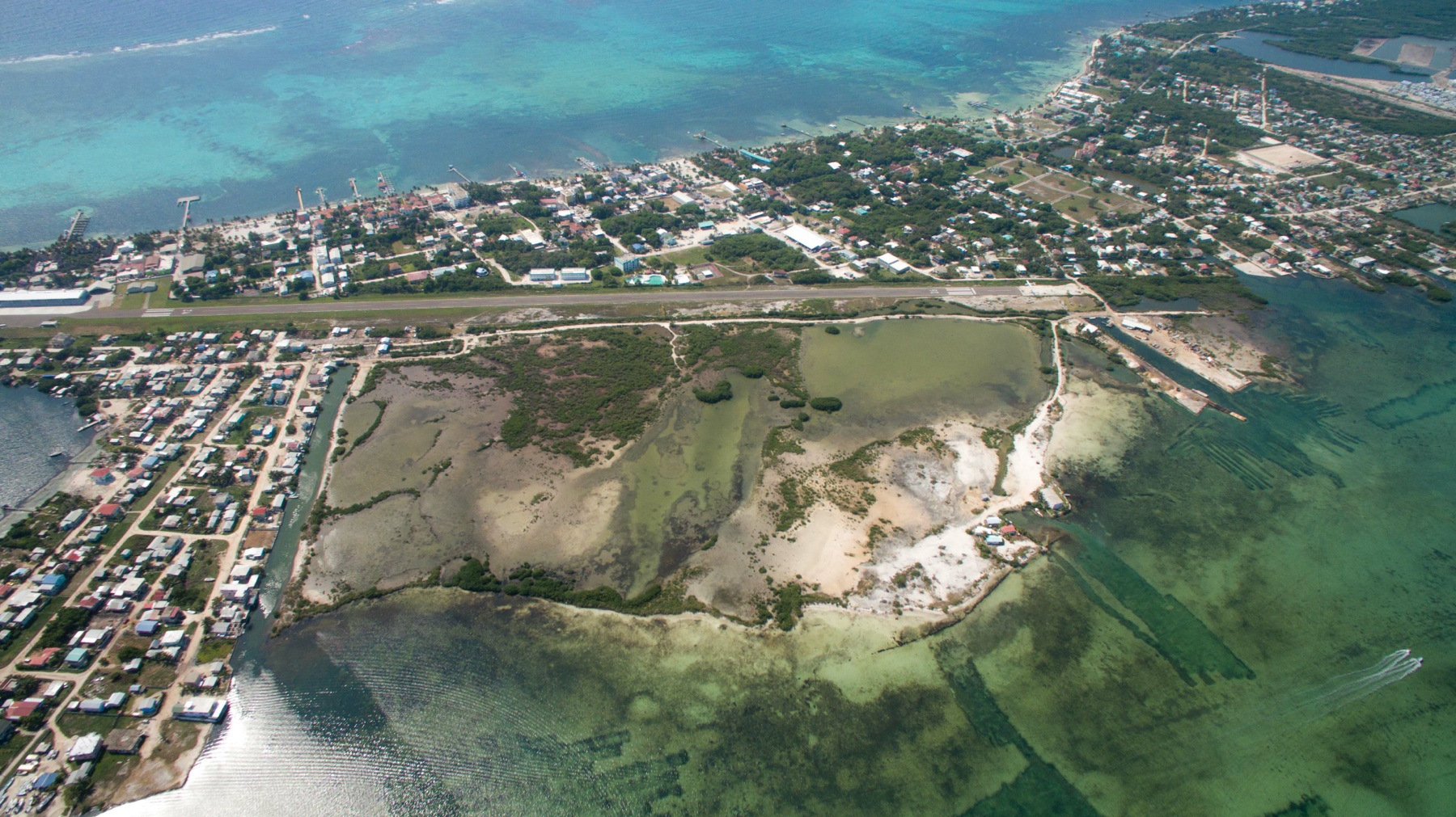 Land for Sale at 80 Acres Available in Prime Location in San Pedro Town San Pedro Town, Ambergris Caye Belize