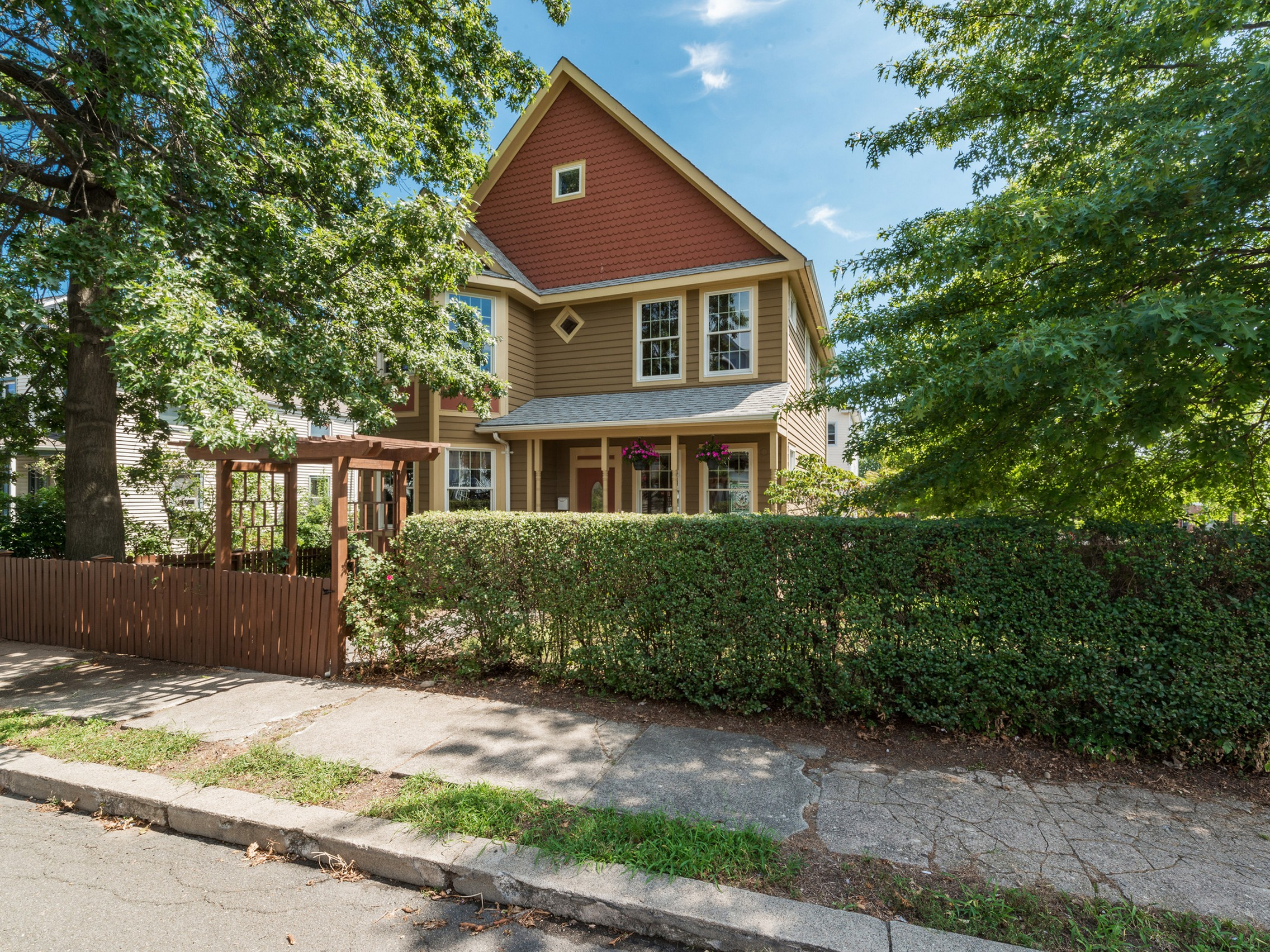Single Family Home for Sale at Unique Victorian 15 Summit Street Nyack, New York, 10960 United States