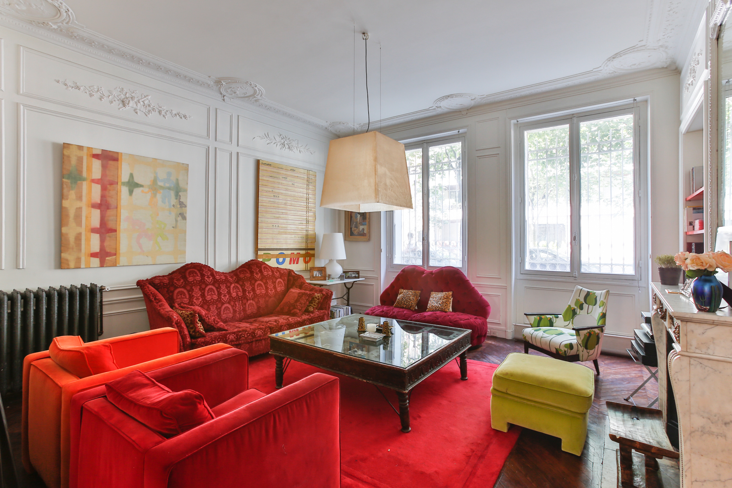 Property For Sale at Apartment + balcony - Champs de Mars