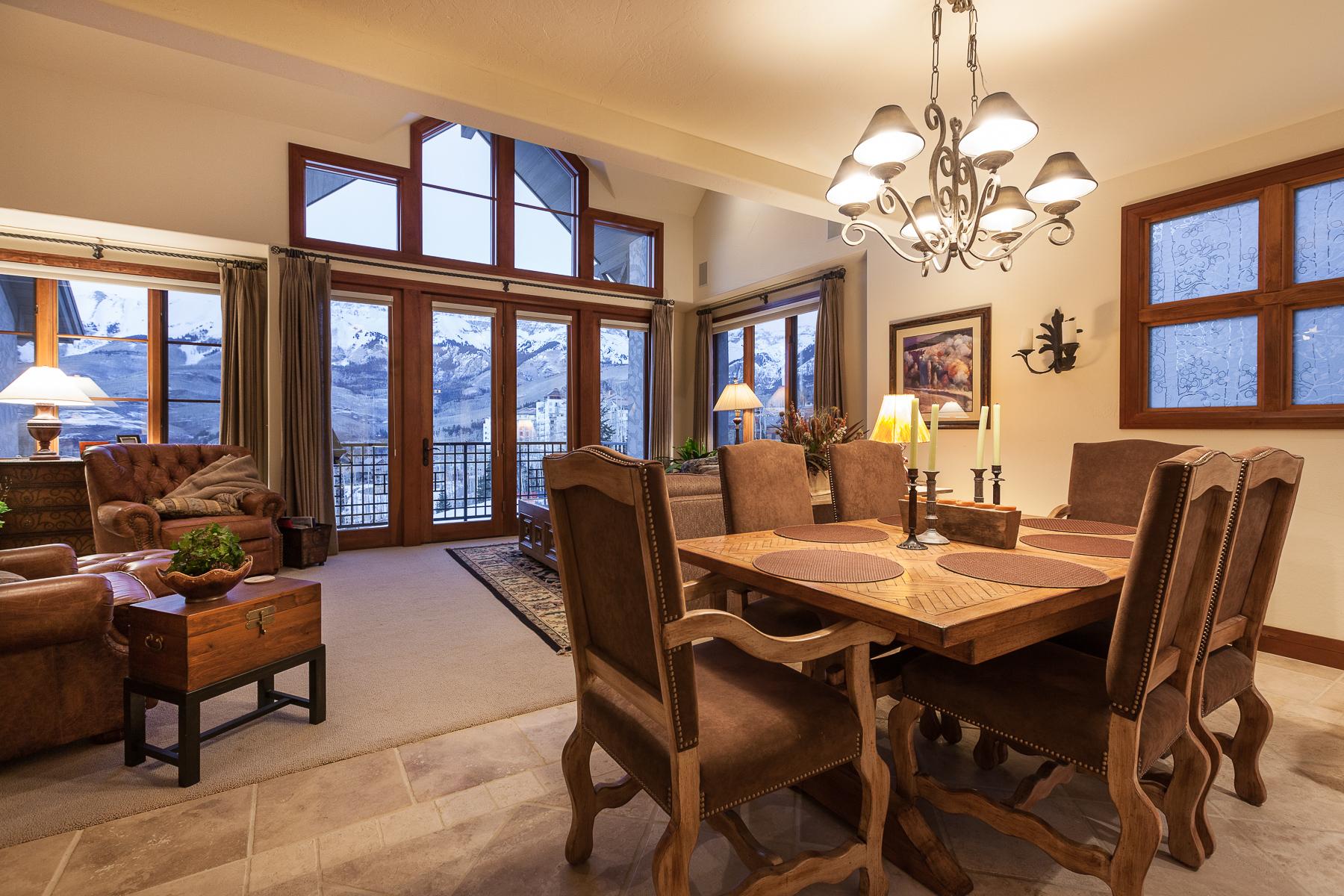 Condominio por un Venta en Aspen Ridge #23 110 Aspen Ridge Drive, Unit 23 Telluride, Colorado 81435 Estados Unidos