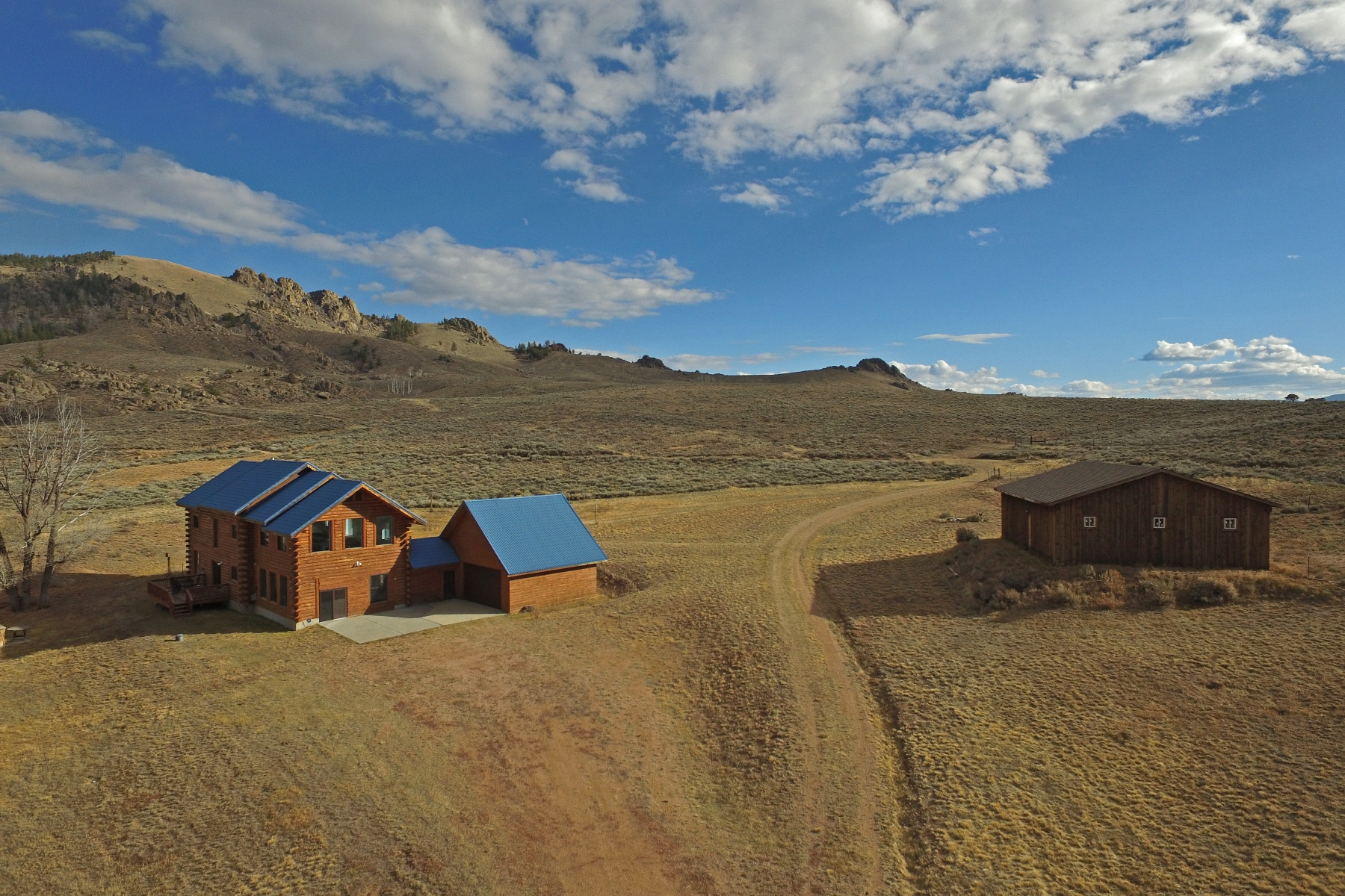 Single Family Home for Sale at Unlimited Possibilities 4892 County Road 76 Parlin, Colorado, 81239 United States