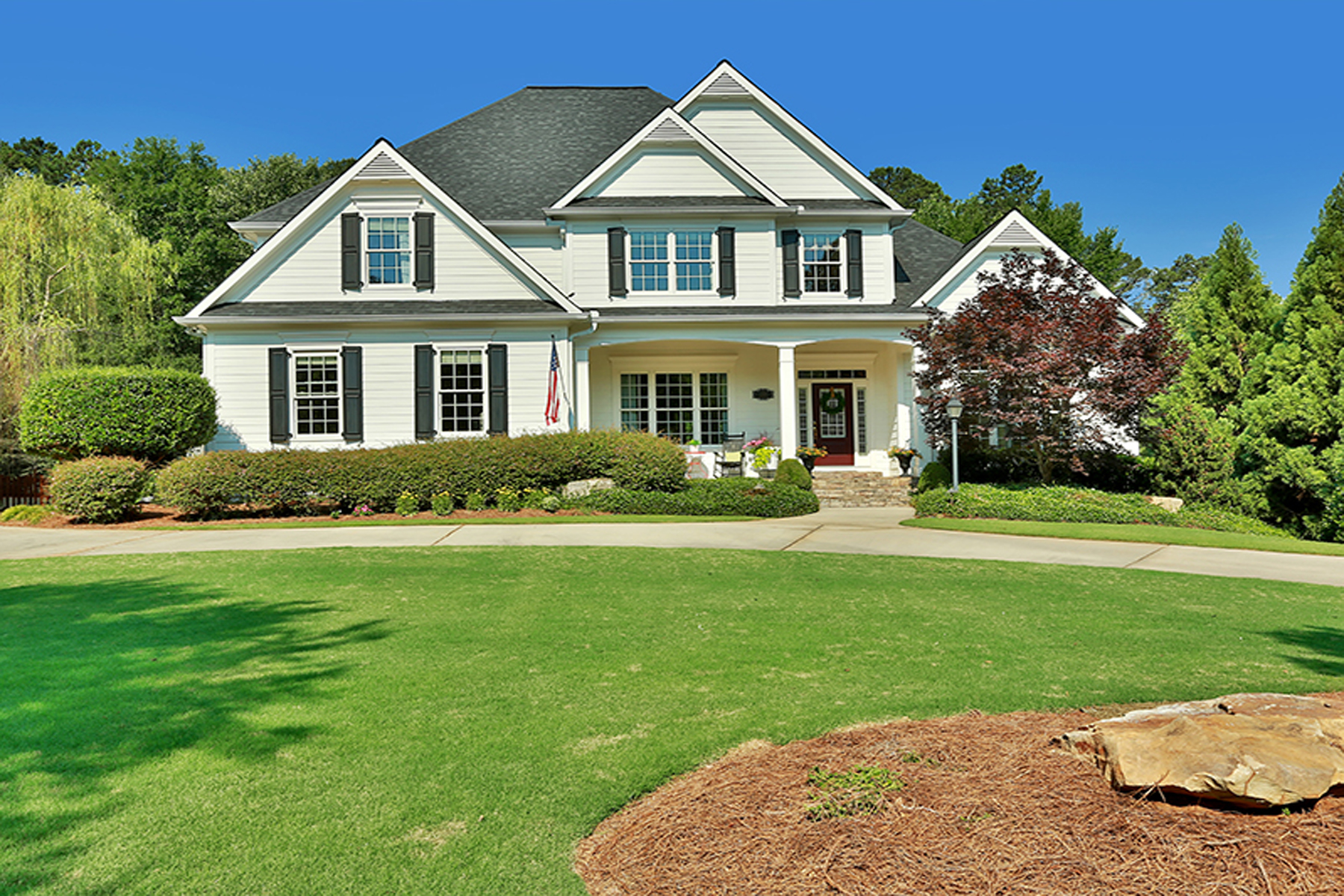 獨棟家庭住宅 為 出售 在 What A Gem! Truly Custom Highgrove Home 325 Highgrove Drive Fayetteville, 喬治亞州 30215 美國